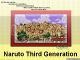 Naruto Third Generation Banner